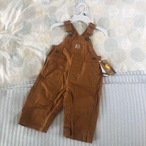 Carhartt Baby Overalls 6mo